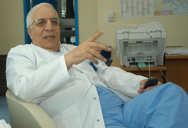 Внезапно почина проф. Александър Чирков