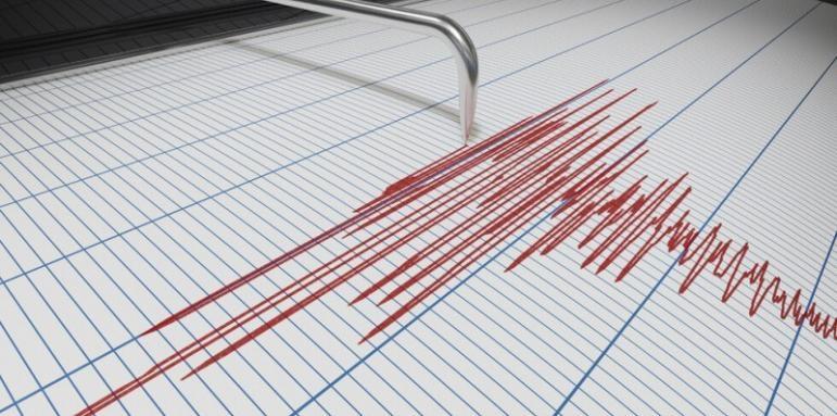 Земетресение с магнитуд 4,7 по Рихтер разлюля района на Гостивар