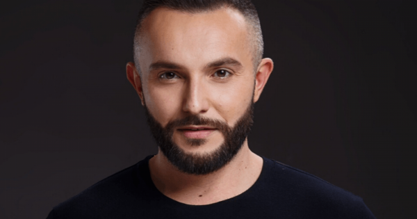 """Македонският представител за """"Евровизия"""" Васил Гарванлиев, който вече провокира обществеността"""