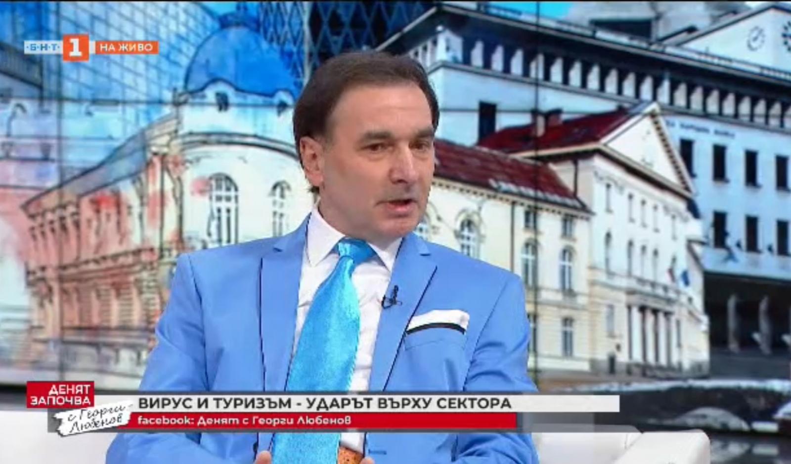 Бившият депутат от БСП Мартин Захариев се самопредложи за бъдещ