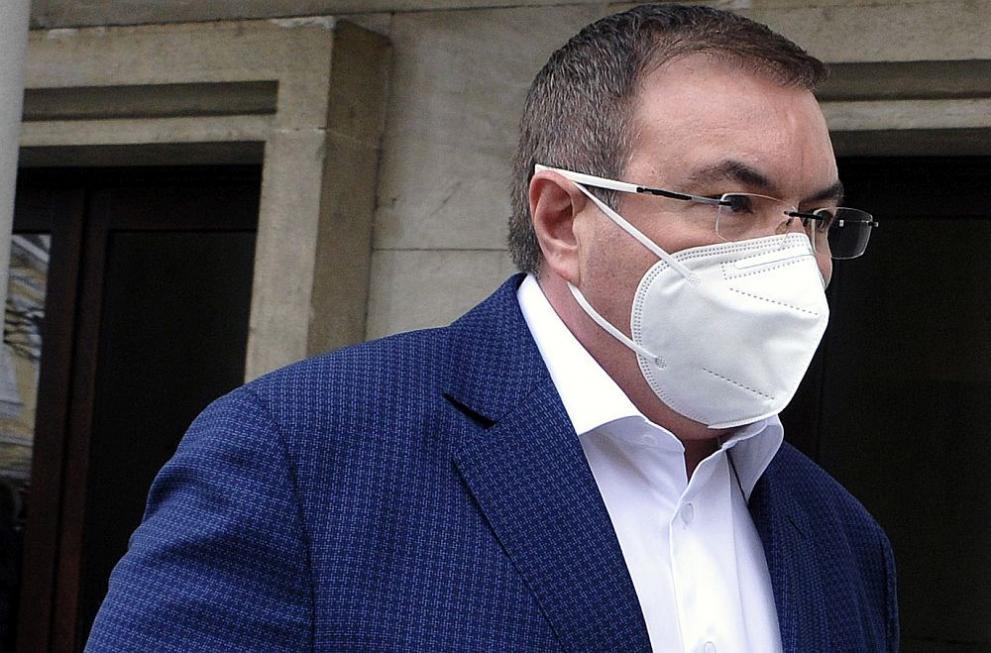 Здравният министър проф. Костадин Ангелов обясни първото място, което заема