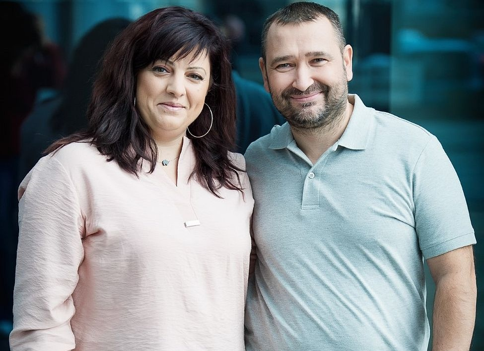 Зорница и Валентин станаха поредната двойка, която напусна най-романтичната надпревара