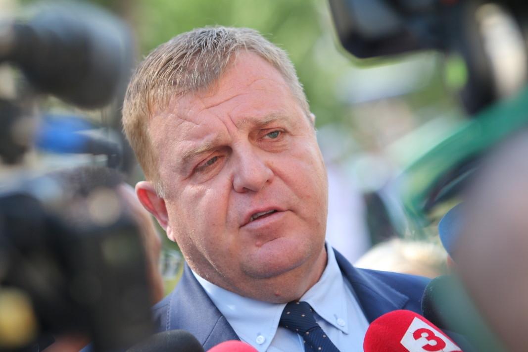 Водачът на листата с кандидат-народни представители на ВМРО за Варна