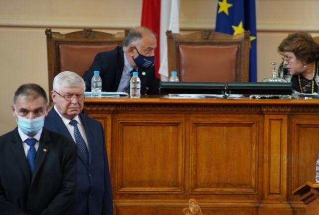 Финансовият министър в оставка Кирил Ананиев едва не колабирал от