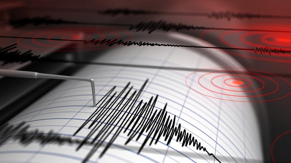 Малко преди 20.00 часа тази вечер е регистрирано слабо земетресение
