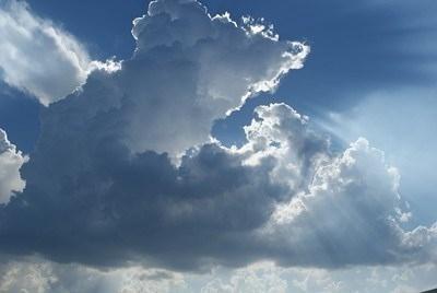 Днес облачността ще е разкъсана, над много райони по-често значителна,