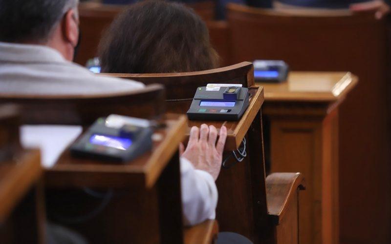 Заместник-председателят на Народното събрание Кристиан Вигенин откри и закри пленарното