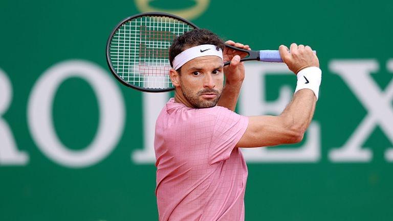 Най-добрият български тенисист Григор Димитров ще открие утрешната програма на