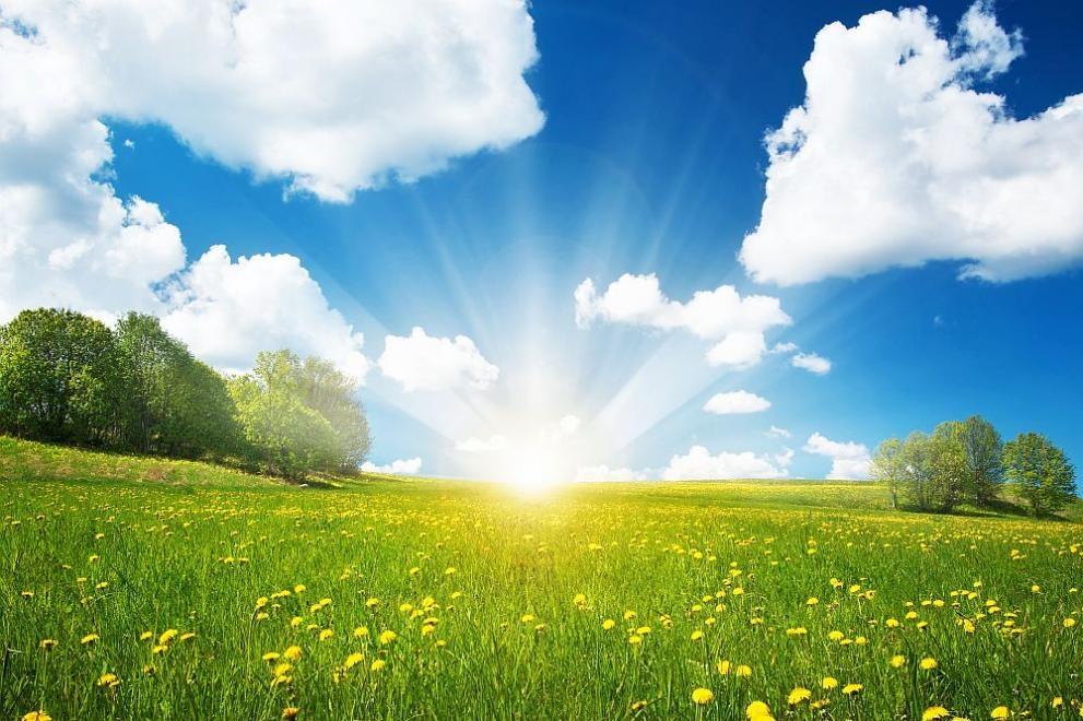 Атмосферното налягане е по-ниско от средното за месеца и ще