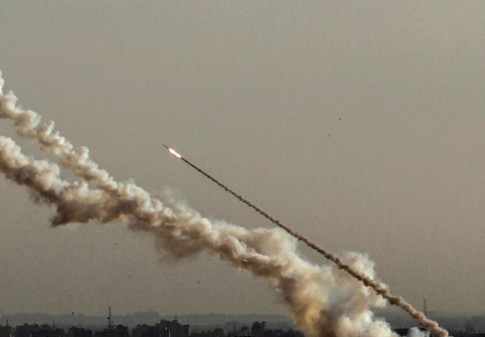 """Напрежение в Ерусалим, чуват се експлозии, а """"Хамас"""" твърди, че"""