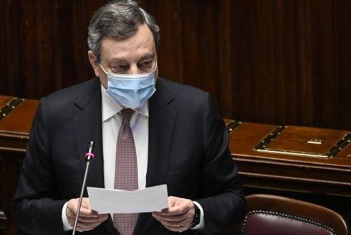 Италианският премиер Марио Драги заяви, че няма да получава заплата