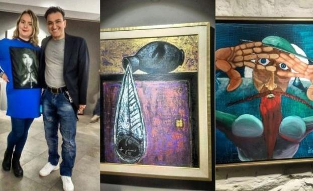 """""""О, този портрет на Ван Гог е мой! Моля, сложете"""