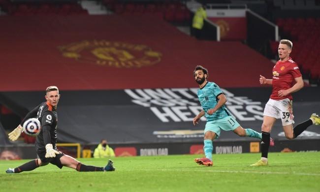"""Ливърпул победи Манчестър Юнайтед с 4:2 на стадион """"Олд Трафорд"""""""