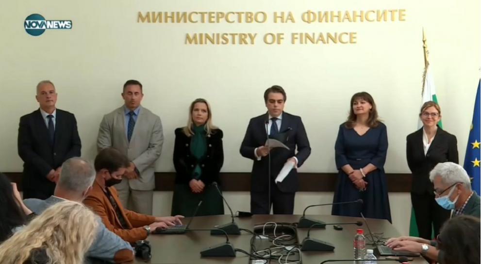Задачите пред приходната агенция ще бъдат да се увеличат приходите.