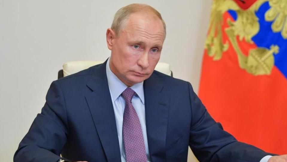 Руският президент Владимир Путин обяви, че Русия щяла да отговори