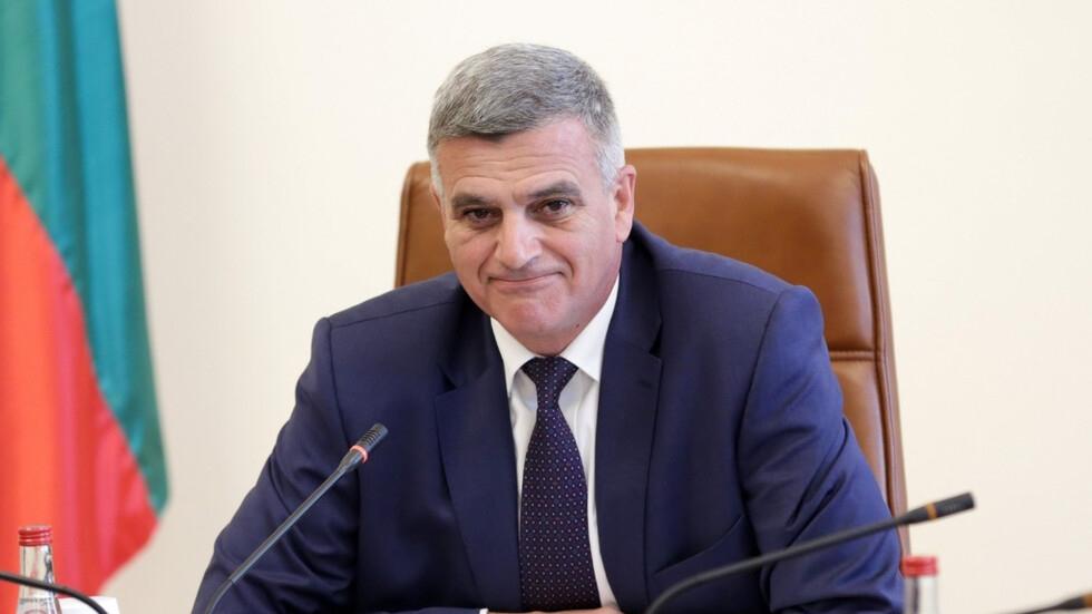 Служебният премиер Стефан Янев е разговарял с посланика на САЩ