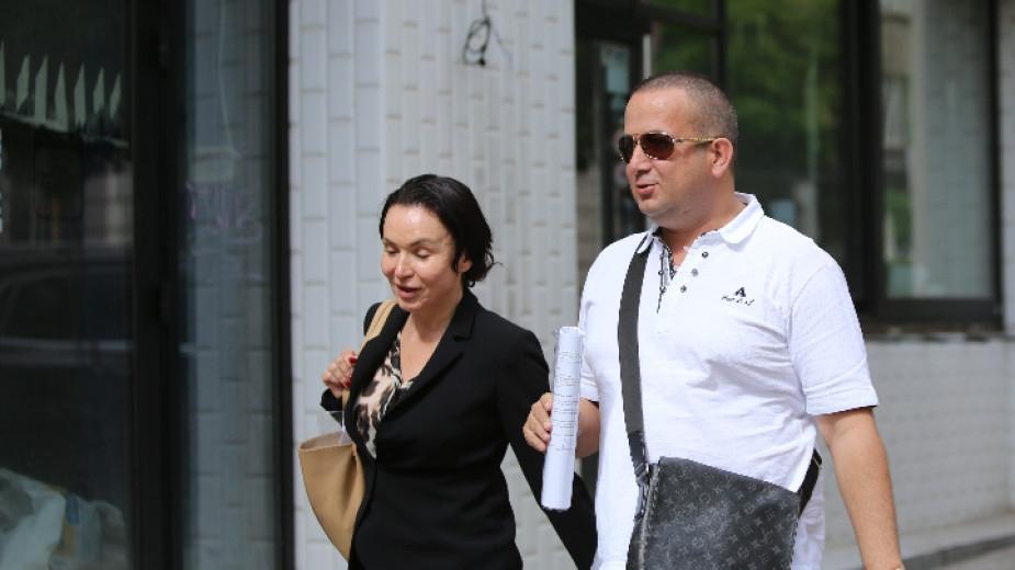 Бизнесменът Светослав Илчовски беше разпитван повече от три часа заради