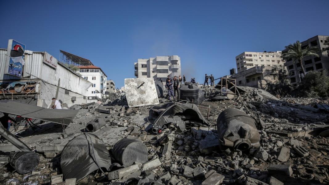 Ако търсим виновник за войната в Израел и палестинските територии,