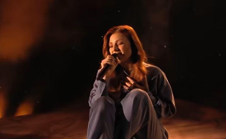 """С емоционалното си изпълнение на втория полуфинал на конкурса """"Евровизия"""