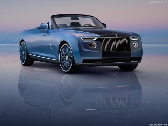 През изминалата седмица ви разказахме за новата най-скъпа нова кола