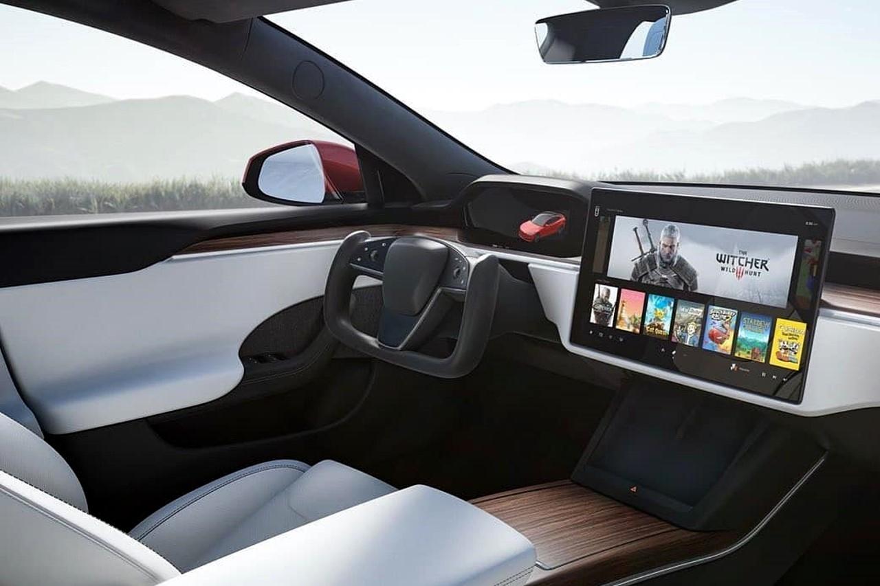 Първата информация, че бъдещите мултимедийни системи на новите електрически превозни