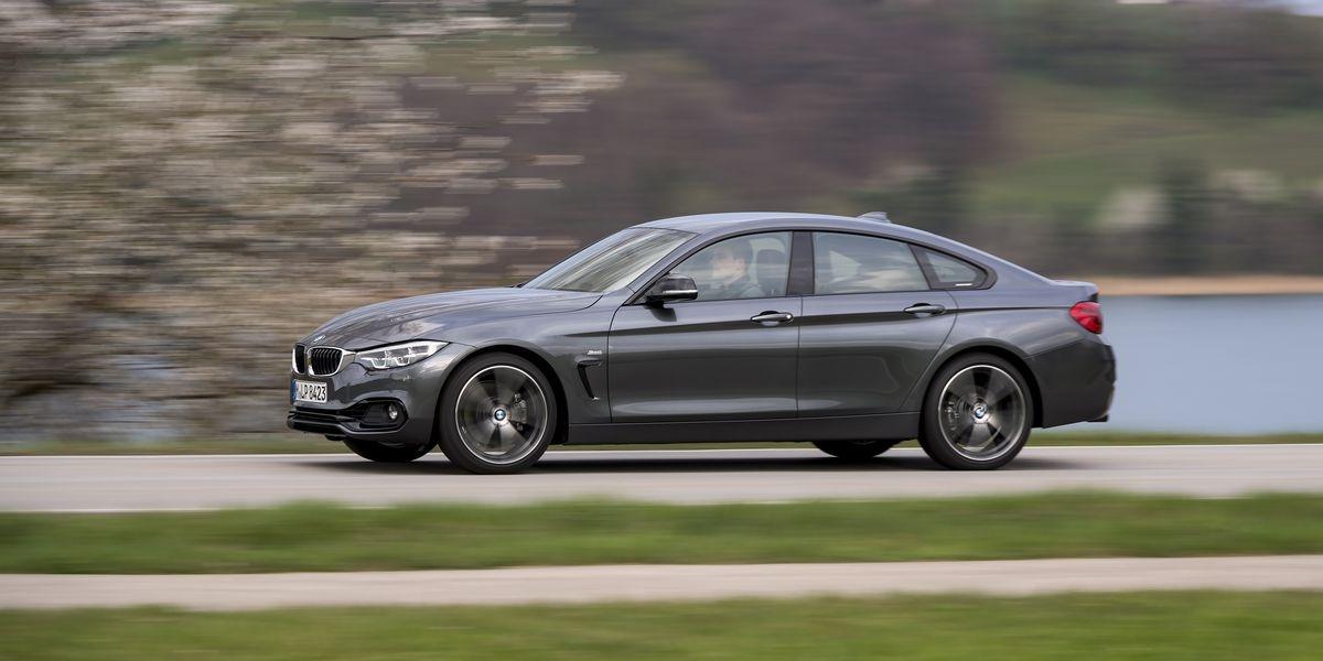 BMW 4 Series Gran Coupe бе представено за първи път