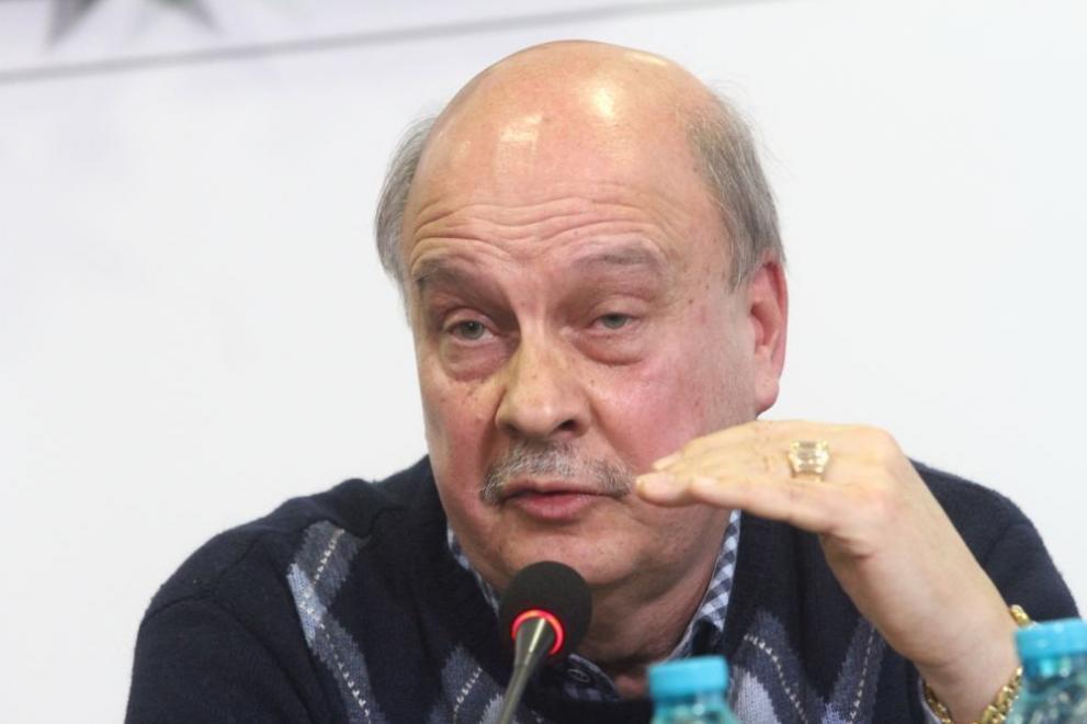 Бившият депутат от ГЕРБ И конституционен съдия Георги Макров с