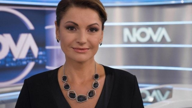 Водещата на Новините на NOVA Ани Салич получи отличие в