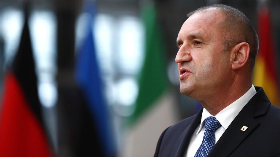 Президентът Румен Радев разговаря днес по телефона с държавния секретар