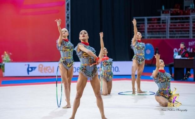 Общо шест медала (един златен и пет сребърни) спечелиха българските