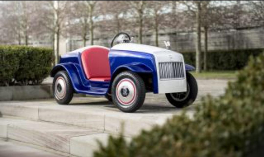 Преди няколко седмици ви споделихме за плановете на Rolls-Royce да