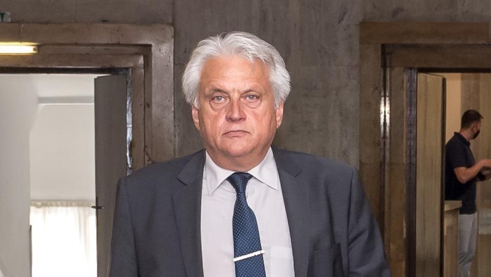 Вицепремиерът и вътрешен министър в служебното правителство Бойко Рашков е