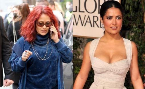 Актрисата Салма Хайек разказа за борбата си с излишното тегло