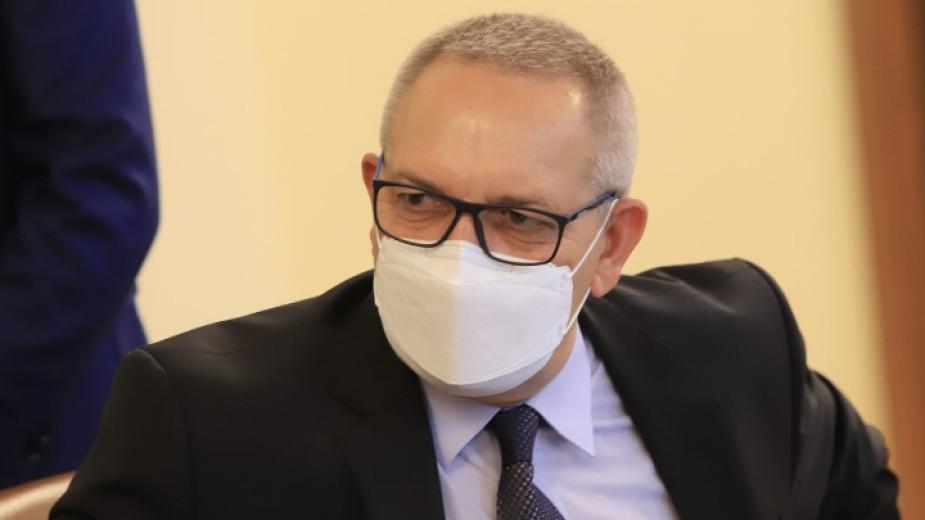 Служебният министър на спорта Андрей Кузманов съобщи, че през последните