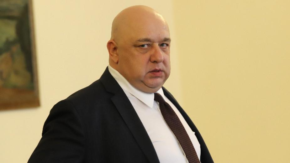 Бившият министър на спорта Красен Кралев определи като манипулация обвиненията