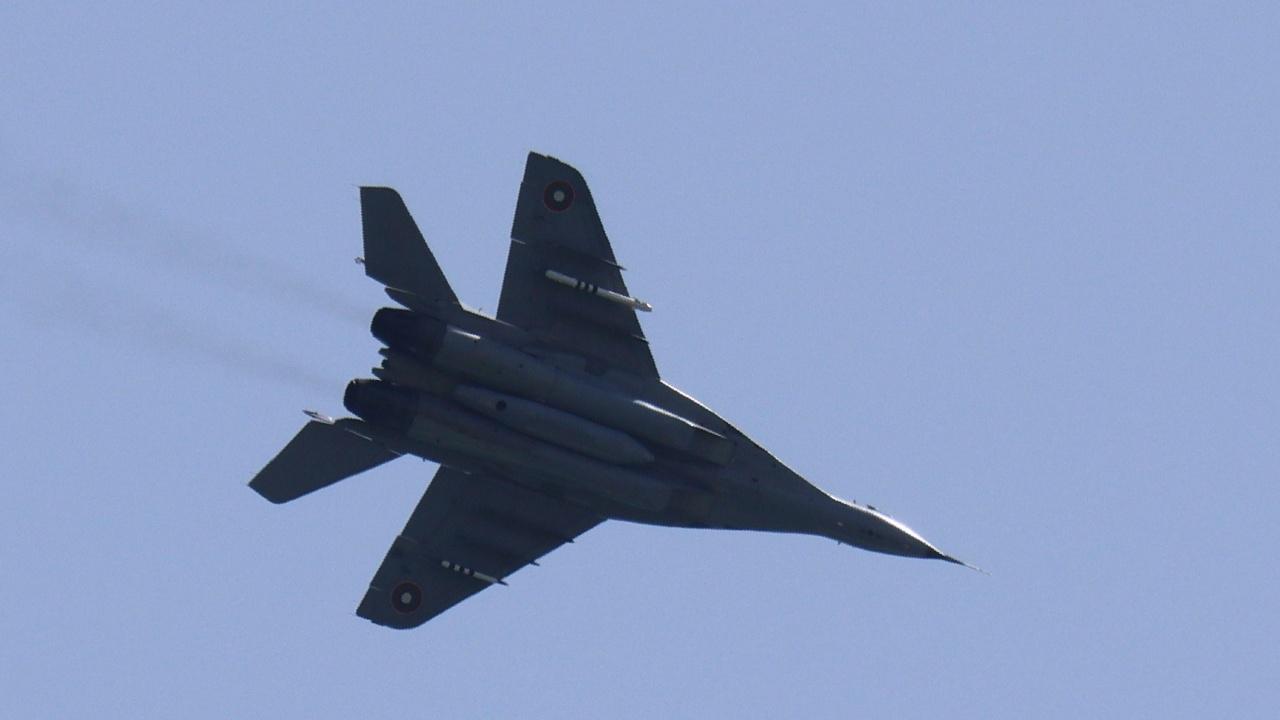 """""""Намерено е мястото на инцидента с МиГ-29 и още части"""