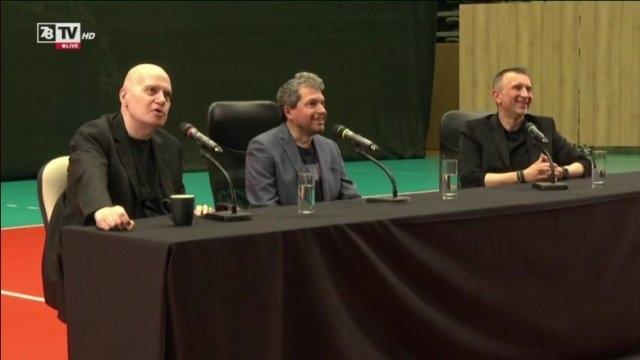 """Лидерът на """"Има такъв народ"""" Слави Трифонов заяви пред студенти"""