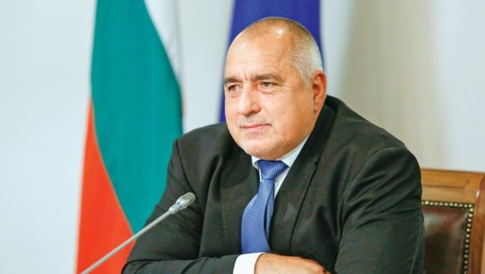 Доскорошният премиер Бойко Борисов прави опит за обновяване на ГЕРБ.