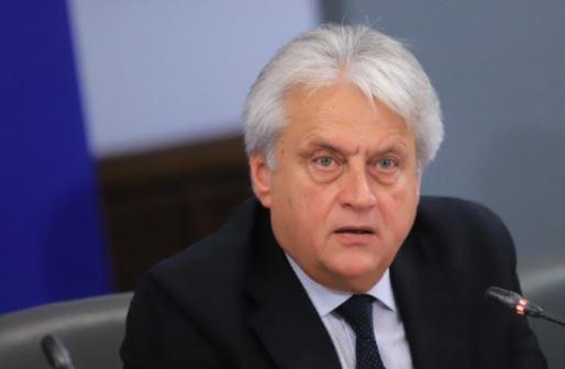 Министърът на вътрешните работи Бойко Рашков обяви пред БНР, че