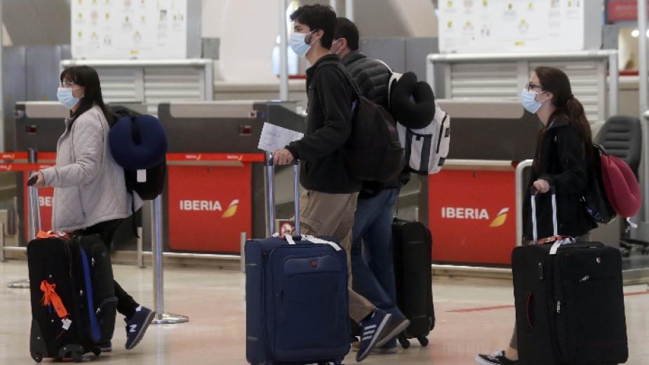 Испания отменя изискването за представяне на каквито и да е