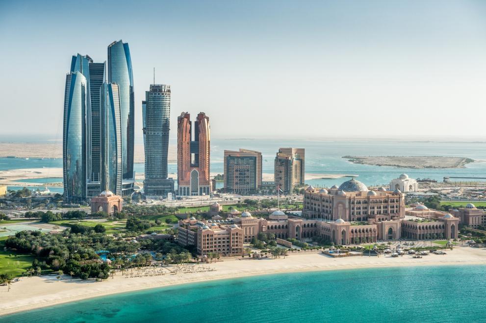 Абу Даби, столицата на Обединените арабски емирства, предлага на туристите