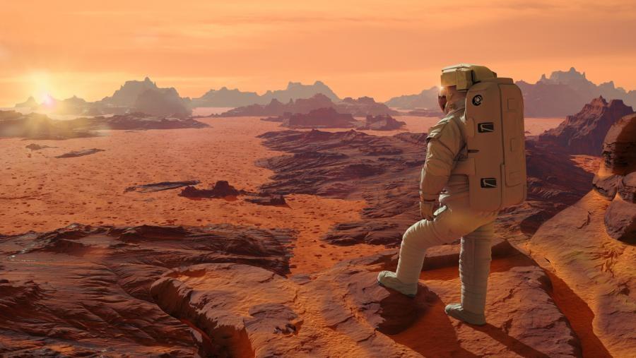 Китай възнамерява да изпрати първата пилотирана мисия до Марс през