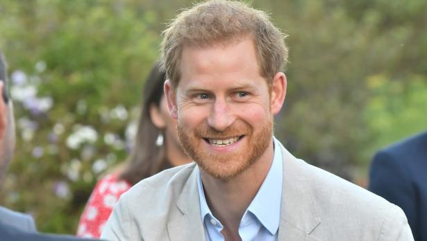Принц Хари е поредната популярна личност, която се захвана с