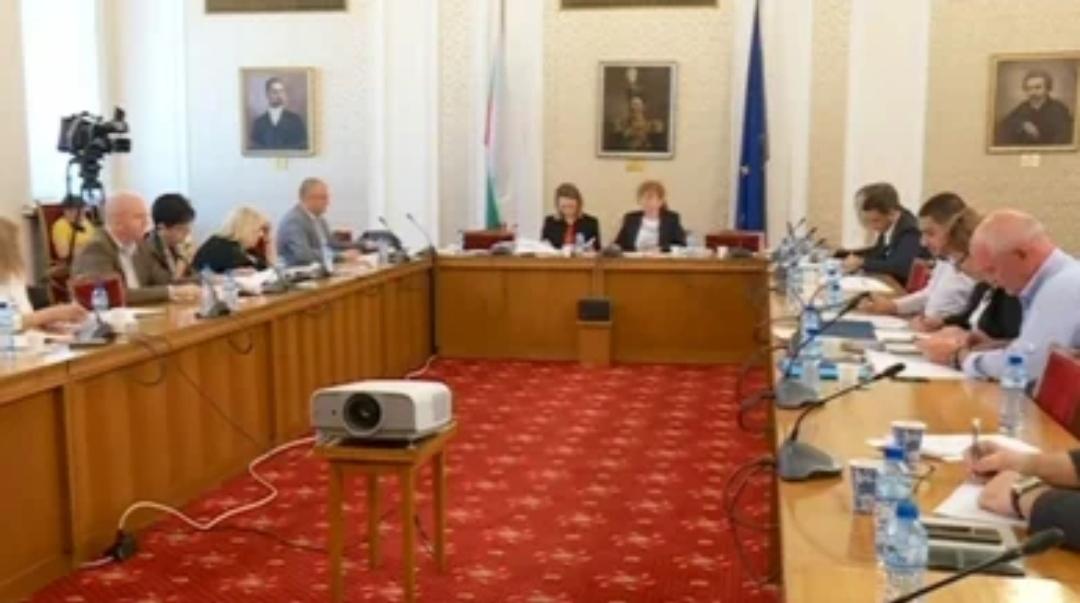 """В зала """"Запад"""" на Народното събрание (НС) се провежда заседание"""