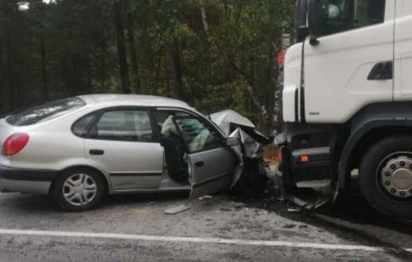 Двама души са загинали при катастрофа на пътя между якорудските