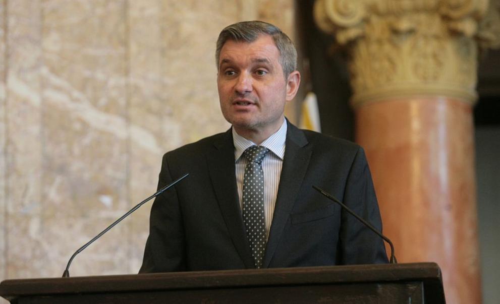 Председателят на Столичния общински съвет Елен Герджиков подаде оставка, потвърдиха