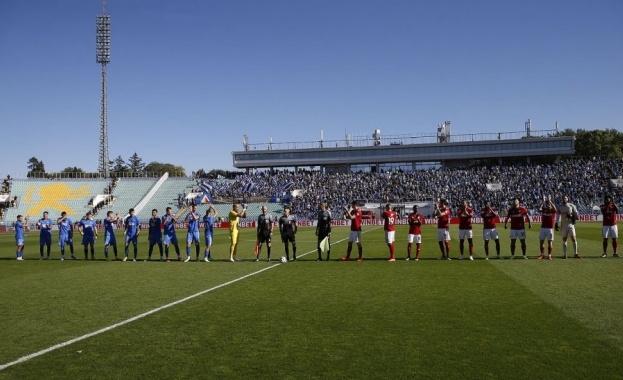 ЦСКА победи Левски с 2:1 в дербито на 9-ия кръг