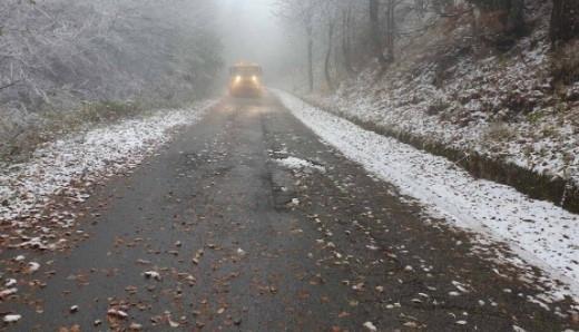 Оранжев код за опасно време за 11 области, ще вали сняг : skandal.bg