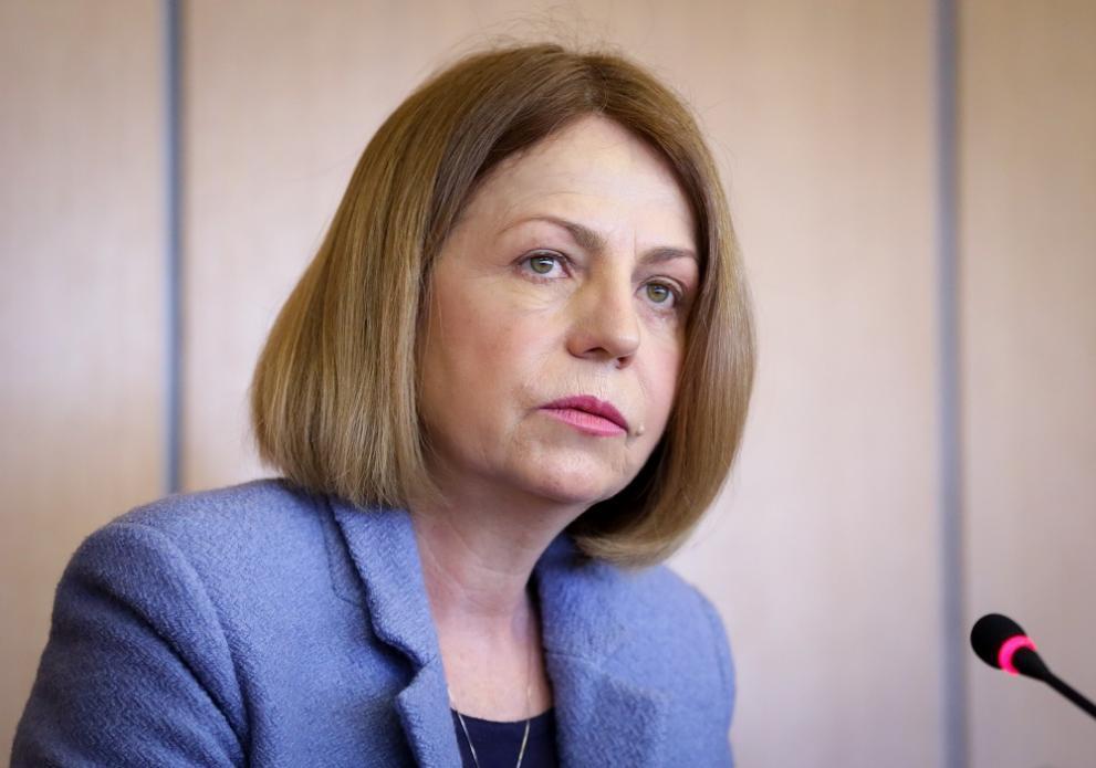 Кметът на София Йорданка Фандъкова е с COVID-19. Това съобщи самата