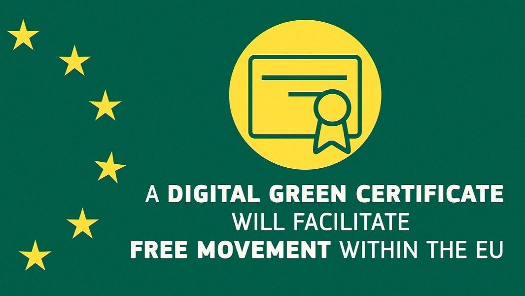 По света зеленият сертификат се прилага не само на територията